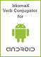 Android Verb Conjugation app