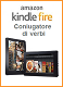 Coniugatore di verbi per Kindle Fire