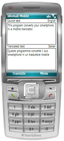 IdiomaX Mobile Translator 6.00 full