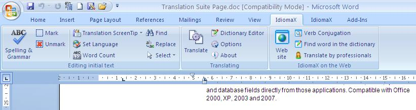 idiomax translation suite essay Verbs past - download as powerpoint presentation (ppt), pdf file (pdf), text file (txt) or view presentation slides online.